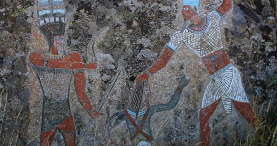 Murales Egipcios