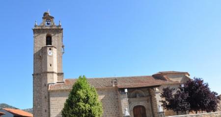 Becedas Iglesia