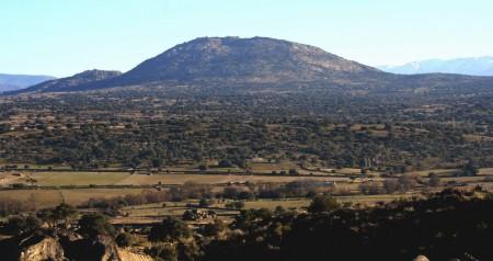 Cerro de El Berrueco
