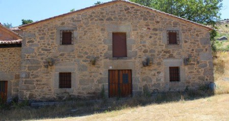 """Hospedería o """"Casa del Santero"""""""