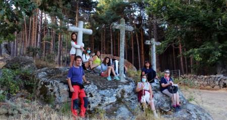Ruta Fuente Santa 13.09.2020 III