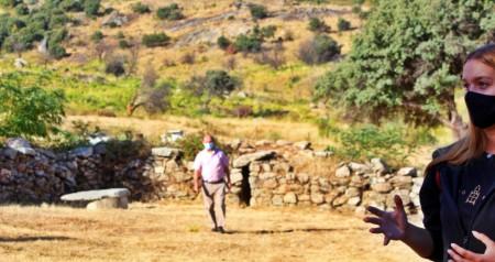 Visita Fuente Santa 13.09.2020 II
