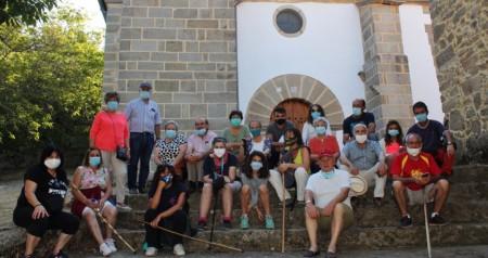 Visita Fuente Santa 13.09.2020 IV