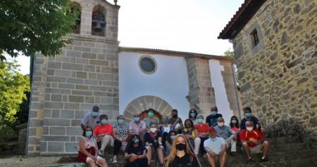 Visita Fuente Santa 13.09.2020 V