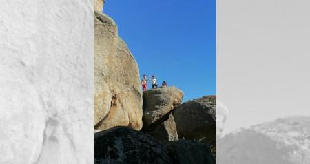 Y también escaladores
