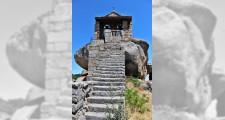 Neila de San Miguel. Torre campanario.